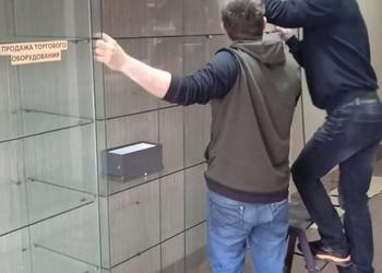Как мы перевезли стеклянный замок